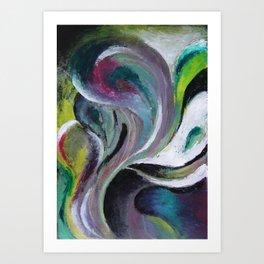 Art print- swirl Art Print