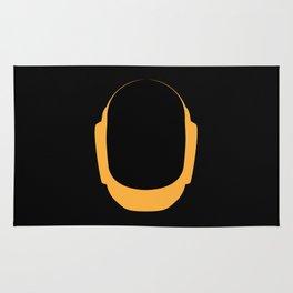 Daft Punk Guy Manuel Helmet Rug