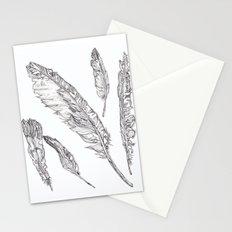 Swedish Feathers Stationery Cards