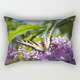 Love Remains a Secret Rectangular Pillow