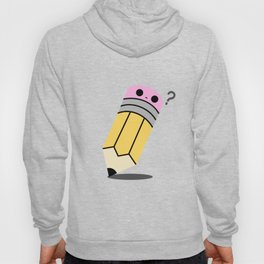 Confused Pencil Hoody