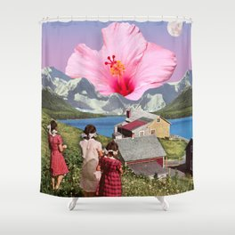 Bloom of Youth Shower Curtain