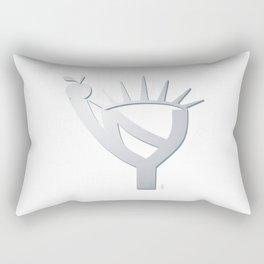 I LOVE N.Y. 2019 Rectangular Pillow