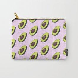Avocado organic print Carry-All Pouch