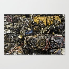 Re-cycle Canvas Print