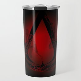 Everything is Permitted Travel Mug