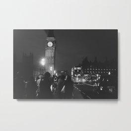 London Tourist Metal Print