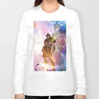 hercules Long Sleeve T-shirts featuring Hercules by nicky2342