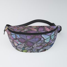 butterfly fantasia Fanny Pack