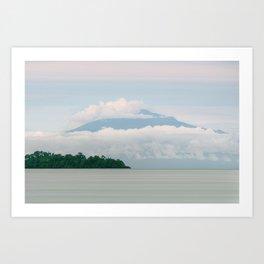 Equatorial Guinea Art Print