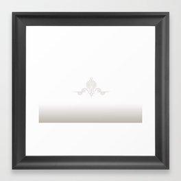 Wakfu Loading Screen Framed Art Print