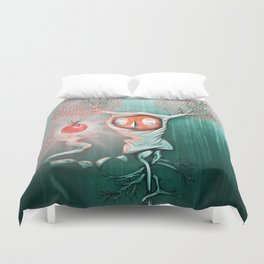 Natural Fruit Duvet Cover