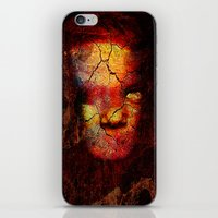 zombie iPhone & iPod Skins featuring Zombie by Ganech joe