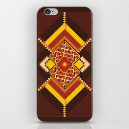 GEO CASHEW 2  iPhone Skin