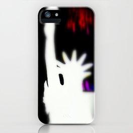 White Lady iPhone Case