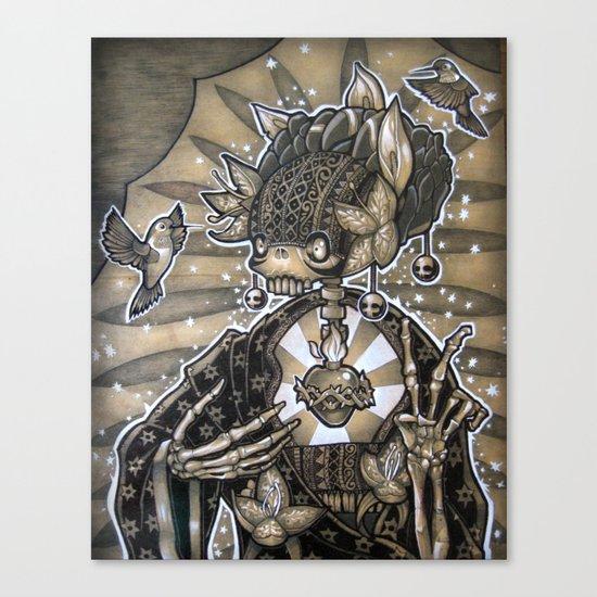 Madre Naturaleza Canvas Print