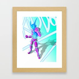 KiddoTech Framed Art Print
