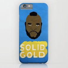 Solid Gold Slim Case iPhone 6s