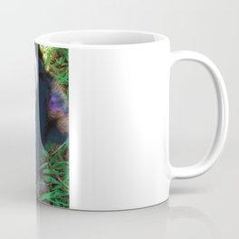 Dog Tanning Coffee Mug
