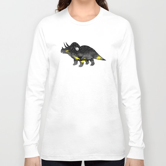 Extinction, pt. 3 Long Sleeve T-shirt