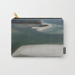 Rich's Inlet at Figure 8 Island | Wilmington NC Carry-All Pouch