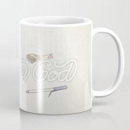 Everyday God Coffee Mug