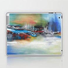 Primavera. Oil painting on canvas (abstract art) Laptop & iPad Skin