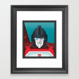 Perceptor MTMTE Framed Art Print