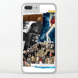 A Dream Clear iPhone Case