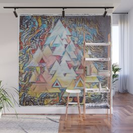 Ones and Twos Wall Mural