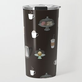 Coffee Shop Travel Mug