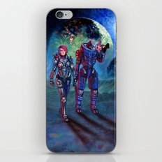 Trouble On Palaven iPhone & iPod Skin