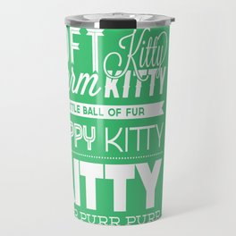 Soft Kitty Travel Mug