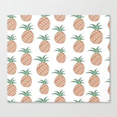 PineeeApple Canvas Print