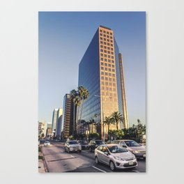 6500 Wilshire BLVD Los Angeles Canvas Print