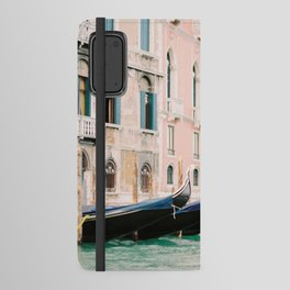 venice canals Android Wallet Case