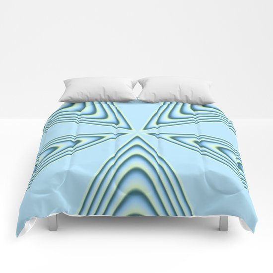Linear Waves in MWY 01 Comforters