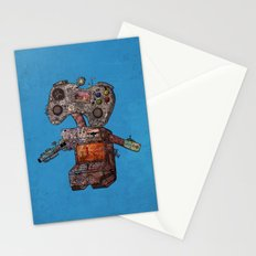 Gamebot Stationery Cards