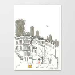 Union Square Canvas Print