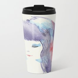 Blushing Beauty Travel Mug