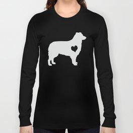 Adore Aussie Shepherds Long Sleeve T-shirt