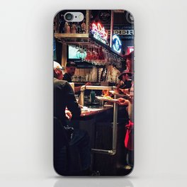 Bar & Restaurant iPhone Skin