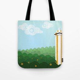 Gem of the Hills Tote Bag