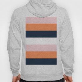 Color Stripe _001 Hoody