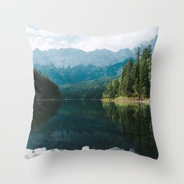Looks like Canada II - Landscape Photography Throw Pillow