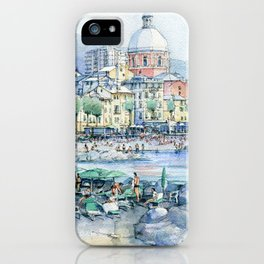 Pegli d'estate iPhone Case