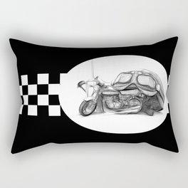 Cafe Racer II Rectangular Pillow