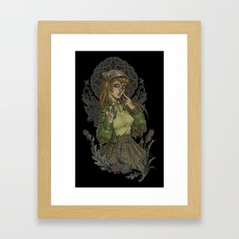 Celtic Punch Framed Art Print