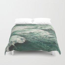 Wave Swirl Duvet Cover