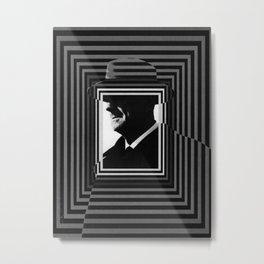 M Theory  Metal Print